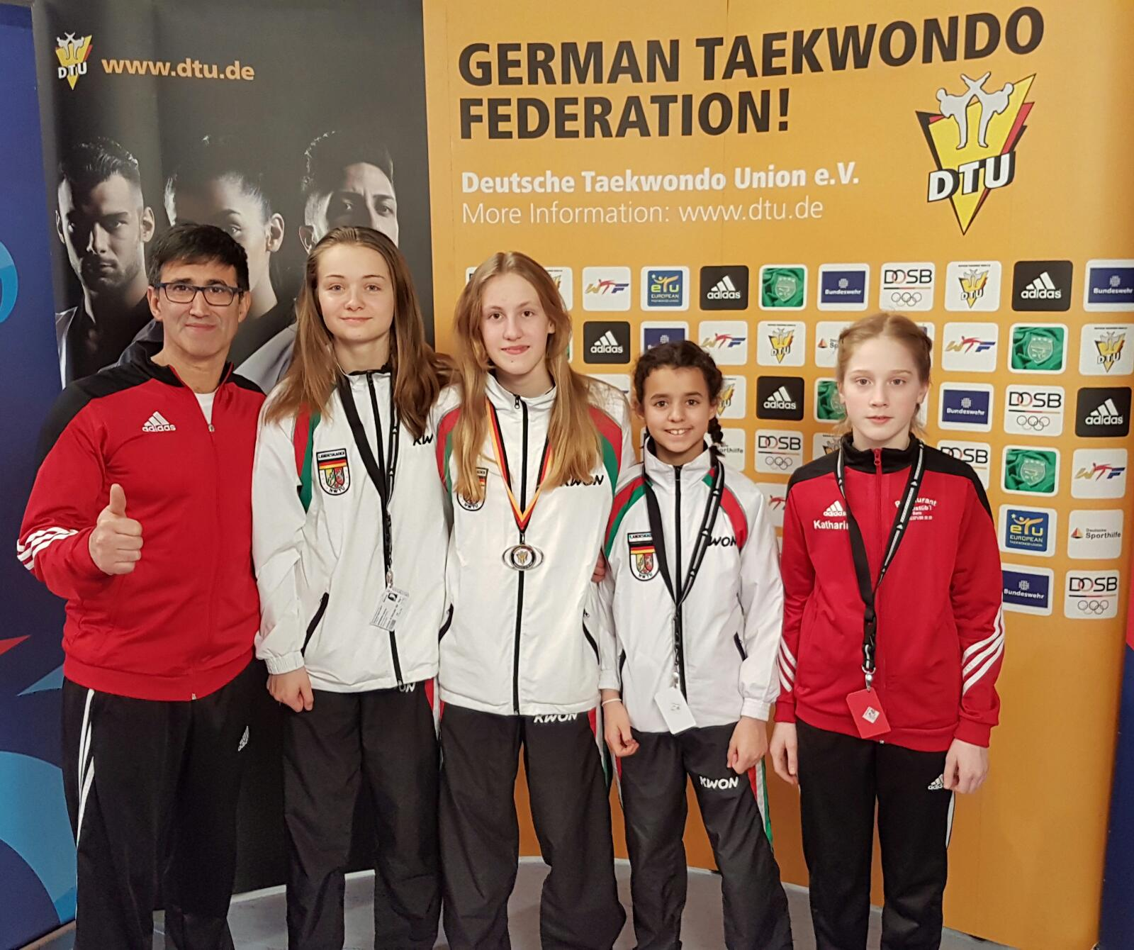 TKD Center Iserlohn bei den German Open 2017